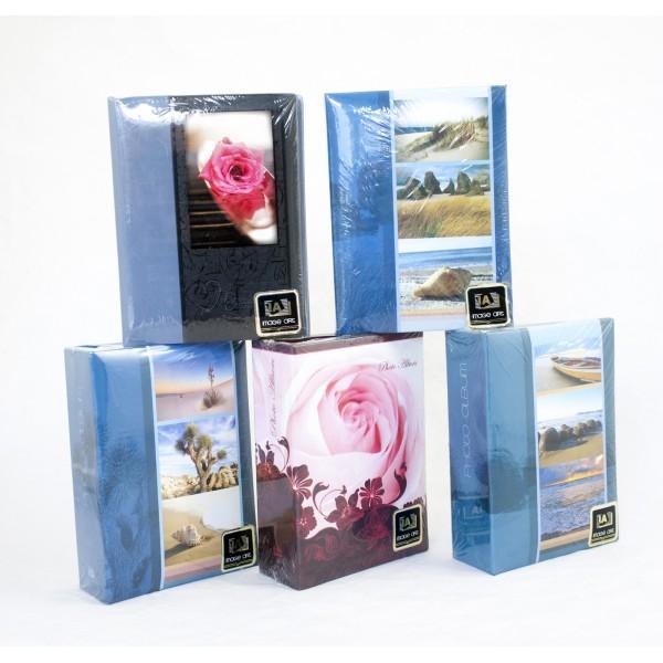 Album portafoto a tasche 12x16 200 foto puntofotoidee - Album portafoto 10x15 ...