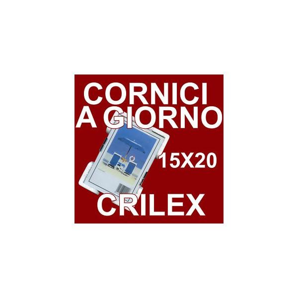 A4 CORNICI PORTAFOTO CORNICE A GIORNO 21X29,7 CRILEX ANTINFORTUNISTICO